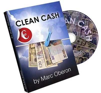 2013 FISM Clean Cash by Marc Oberon (Download)