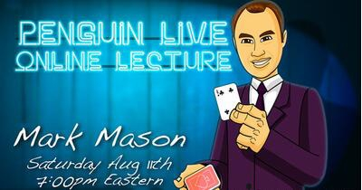 2012 Mark Mason Live Online Lecture (Penguin LIVE) (Download)