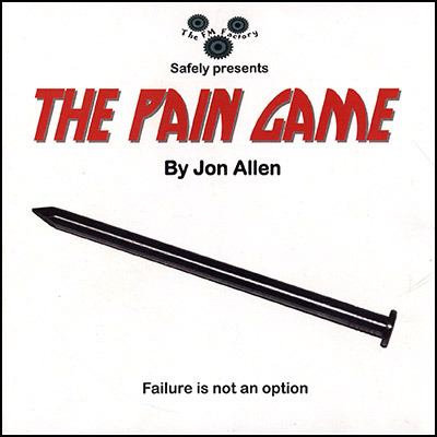 The Pain Game by Jon Allen (Instant Download)
