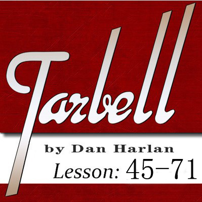 Tarbell Vol.45 - Vol.71 by Dan Harlan (videos DOWNLOAD)
