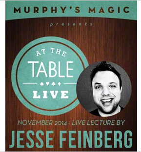 2014 At the Table Live Lecture starring by Jesse Feinberg (Download)