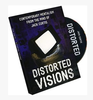 2014 Distorted Visions by Jack Curtis (Download)