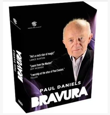 Bravura by Paul Daniels and Luis de Matos (Video Download 4 Vols)