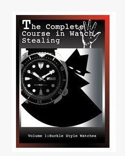Complete Course in Watch Stealing 5 vols set (Download)