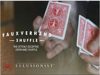 2015 Fauxverhand Shuffle by James Dickenson (Download)