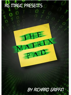 2015 The Matrix Pad by Richard Griffin (Download)