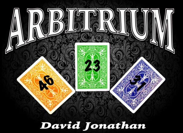 Arbitrium by David Jonathan (Instant Download)
