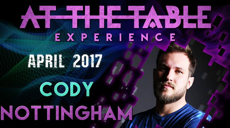 At The Table Live Lecture Cody Nottingham April 19th 2017