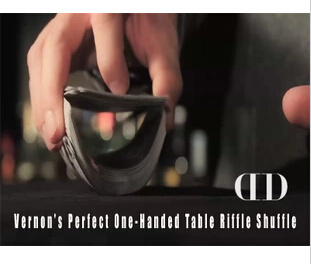 2014 Vernon One-Hand Table Shuffle by Dan and Dave (Download)