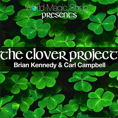 2015 The Clover Project by Brian Kennedy (Download)