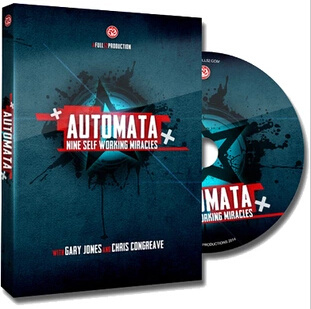 Automata by Gary Jones and Chris Congreave (Download)