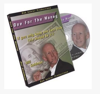 Bill Goldman - One For The Money (Download)