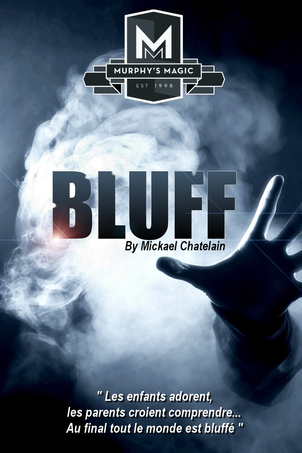 Bluff by Mickael Chatelain