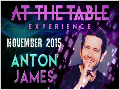2015 At the Table Live Lecture starring Anton James (Download)
