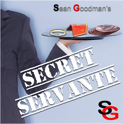 2015 Secret Servante by Sean Goodman (Download)