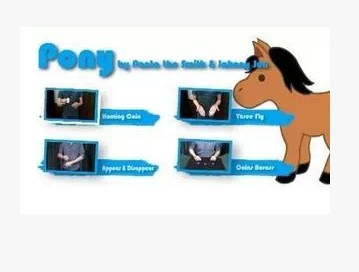 2013 Pony by Ponta the Smith & Johnny Jun (Download)