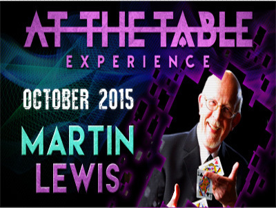 2015 At the Table Live Lecture starring Martin Lewis (Download)