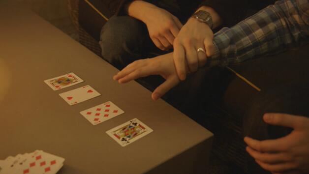 The Circus Card Trick by Jared Kopf