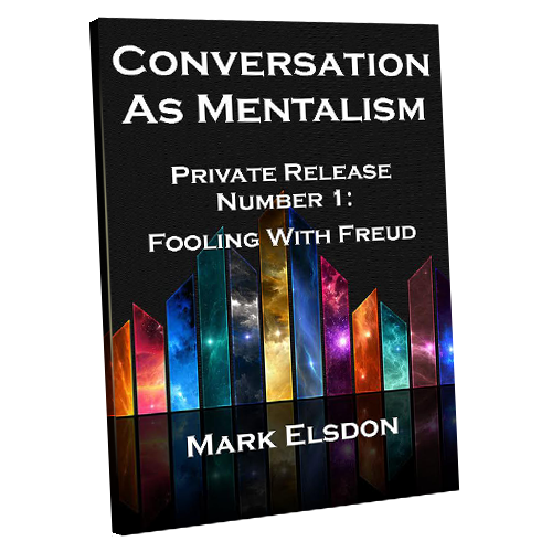 Fooling With Freud by Mark Elsdon (Instant Download)