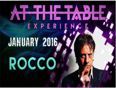 2015 At the Table Live Lecture starring Rocco (Download)