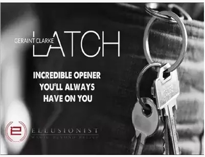 2015 Ellusionist Latch by Geraint Clarke (Download)
