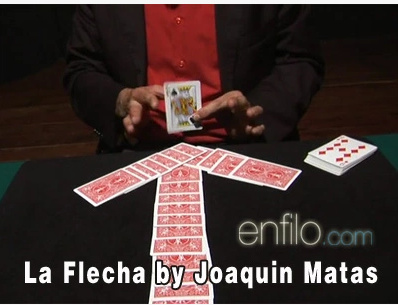 2015 Grupokaps La Flecha by Joaquin Matas (Download)