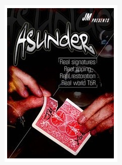 2013 JM Asunder By Justin Miller (Download)