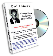Making A Living by Carl Andrews video download