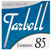 Tarbell 85: Card Magic Part 2