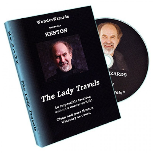 The Lady Travels by Kenton Knepper