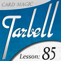 Tarbell 85: Card Magic Part 1