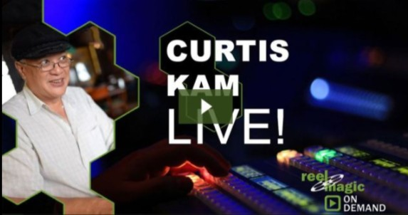 Curtis Kam Reel Magic Magazine Live