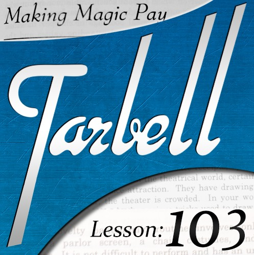 Tarbell 1 - 103 by Dan Harlan collections