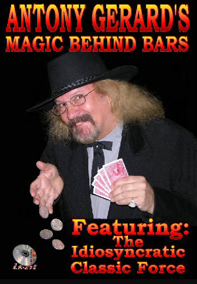 Magic Behind Bars by Antony Gerard video download