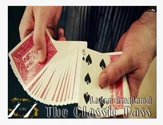 2010 T11 Jason England - The Classic Pass (Download)
