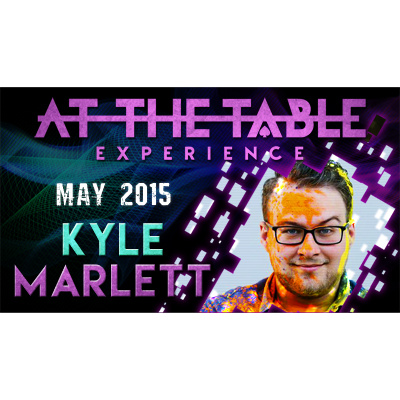 2015 At the Table Live Lecture starring Kyle Marlett (Download)