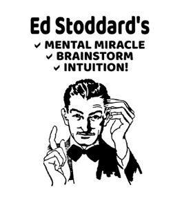 Ed Stoddard's Mental Miracle and Intuition Mentalism by Ed Stoddard