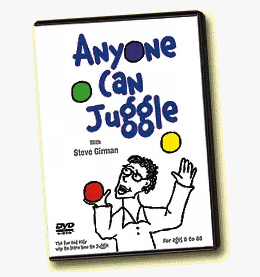 Steve Griman - Anyone Can Juggle (Download)