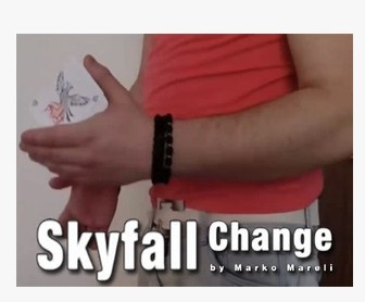 2014 Skyfall Change by Marko Mareli (Download)