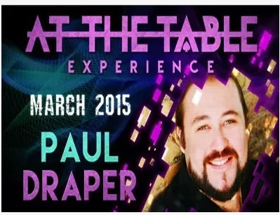 2015 At the Table Live Lecture starring Paul Draper (Download)
