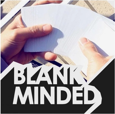 2015 Blank Minded By Aaron Delong (Download)