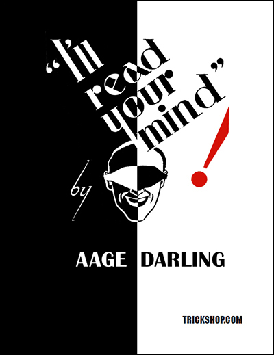 I'll Read Your Mind by Aage Darling