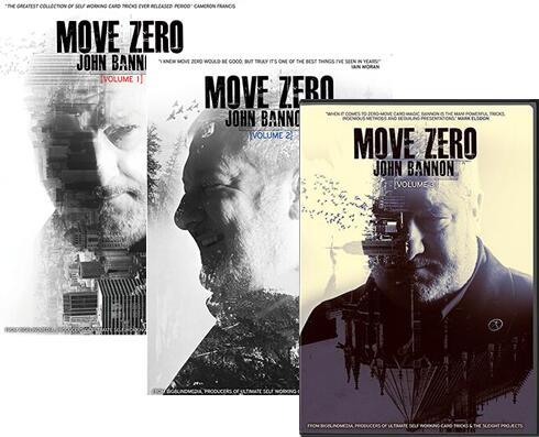 Move Zero 1-4 by John Bannon and Big Blind Media (Download)