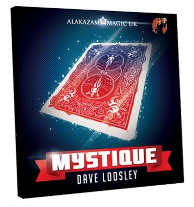 Mystique Color Changing Deck by David Loosely