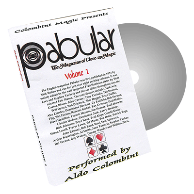 Aldo Colombini - Pabular Vol. 1 by Wild-Colombini Magic