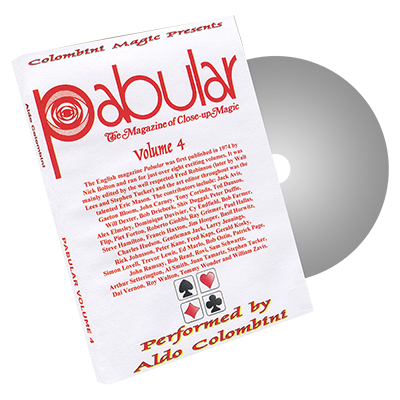 Aldo Colombini - Pabular Vol. 4 by Wild-Colombini Magic