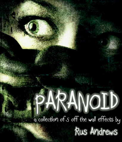 Paranoid By Rus Andrews