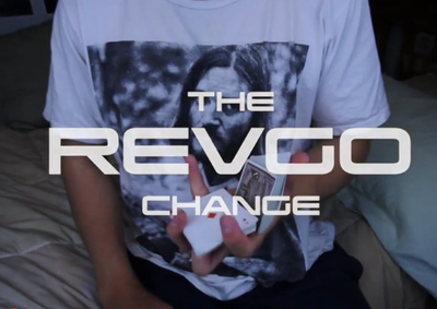 2016 Revgo Change by James Davies