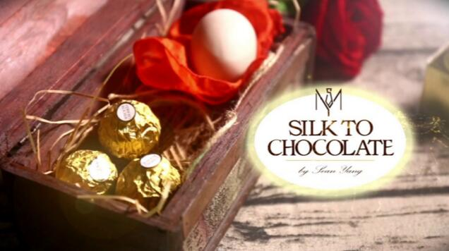 Silk to Chocolate by Sean Yang
