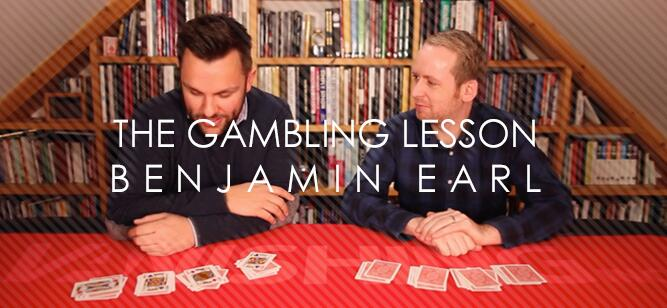 The Gambling Lesson by Benjamin Earl